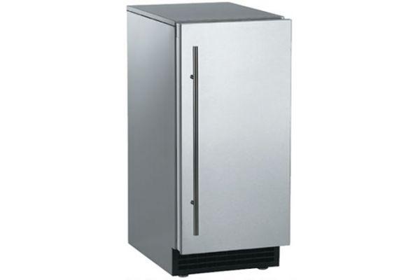 "Scotsman 15"" Custom Panel Ready Undercounter Gourmet Ice Machine - SCCG50M-1SU"