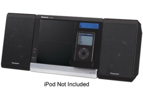 Panasonic - SC-EN38 - iPod Audio Stations