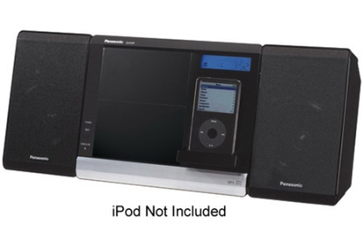 Panasonic - SC-EN38 - Mini Systems & iPod Docks