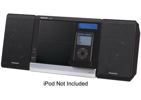 Panasonic - SC-EN38 - Wireless Multi-Room Audio Systems