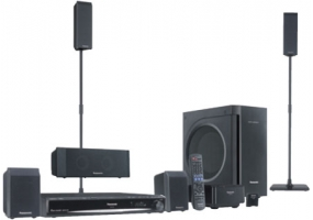 Panasonic - SCPT760 - Home Theater Systems