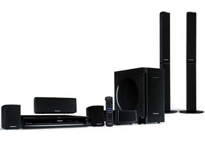 Panasonic - SC-PT770 - Home Theater Systems