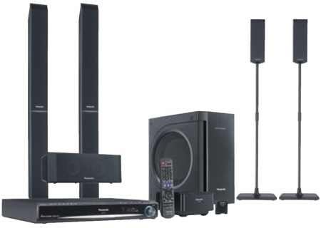 Panasonic - SCPT960 - Home Theater Systems