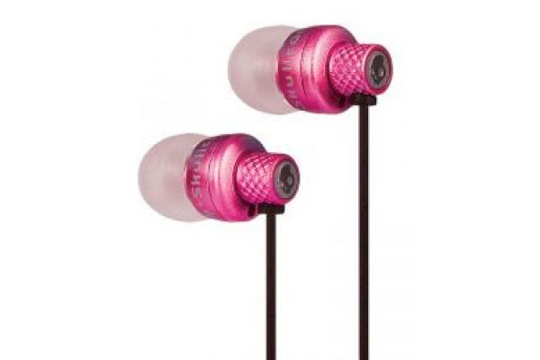 Skullcandy Earphones In Pink - SC-TITAN