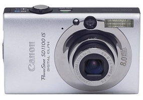 Canon - SD1100IS - Digital Cameras