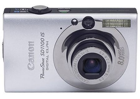 Canon - SD1100IS - Digital Cameras