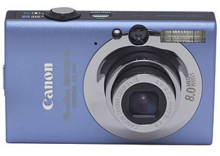 Canon - SD1100ISB - Digital Cameras