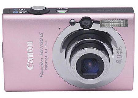 Canon - SD1100P - Digital Cameras