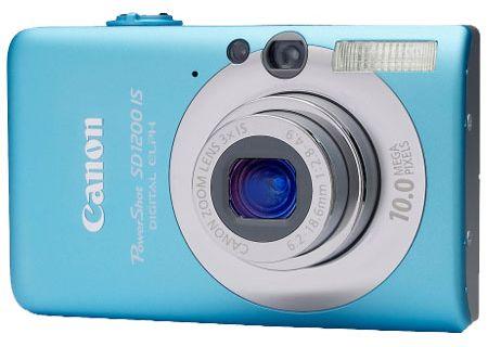 Canon - SD1200 ISBLU - Digital Cameras