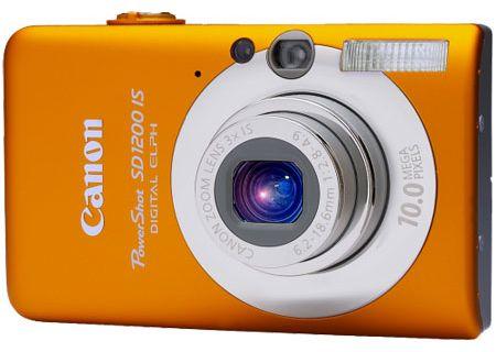 Canon - SD1200 ISOR - Digital Cameras