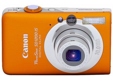 Canon - SD1200ISORKIT - Digital Cameras
