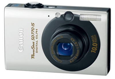 Canon - SD770ISB - Digital Cameras