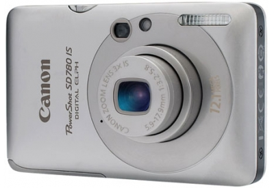 Canon - SD780 IS - Digital Cameras