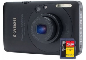 Canon - SD780 ISB KIT - Digital Cameras