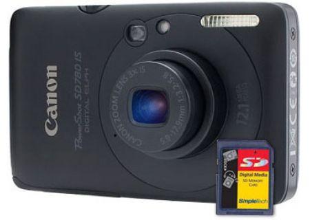 Canon - SD780 ISB KIT - Digital Cameras