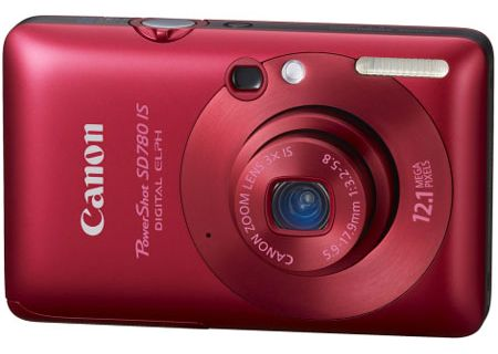 Canon - SD780 ISR - Digital Cameras