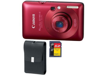 Canon - SD780 ISR KIT - Digital Cameras