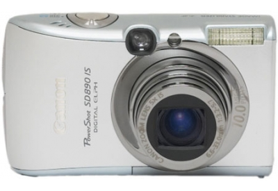 Canon - SD890IS - Digital Cameras