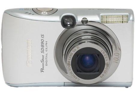 Canon - SD890IS - Digital Cameras