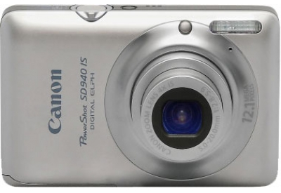 Canon - SD940 IS - Digital Cameras