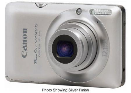 Canon - SD940 IS - Digital Cameras