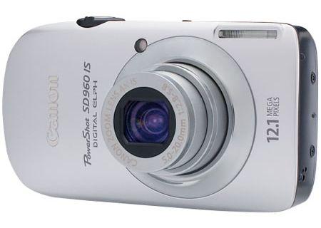 Canon - SD960 IS - Digital Cameras