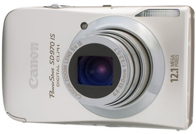 Canon - SD970 IS - Digital Cameras