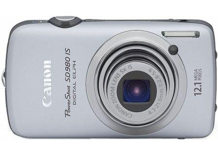 Canon - SD980 IS - Digital Cameras