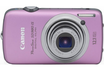 Canon - SD980 IS - Digital Cameras