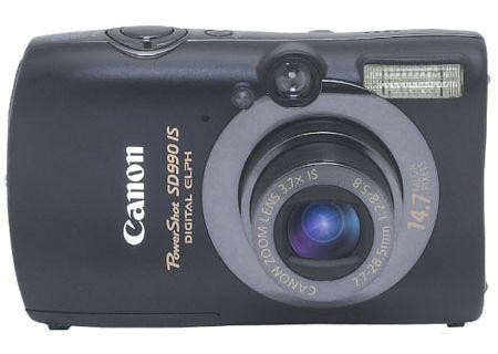 Canon - SD990 ISB - Digital Cameras