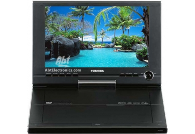 Toshiba - SD-P101S - Portable DVD Players