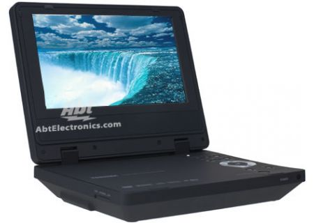 Toshiba - SD-P71S - Portable DVD Players