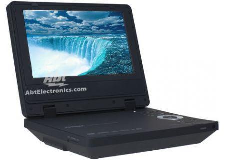 Toshiba - SD-P71S - Portable DVD Players