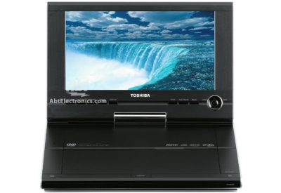 Toshiba - SD-P91S - Portable DVD Players
