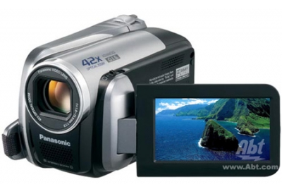 Panasonic - SDR-H40 - Camcorders & Action Cameras