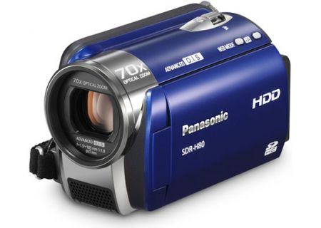 Panasonic - SDR-H80A - Camcorders & Action Cameras