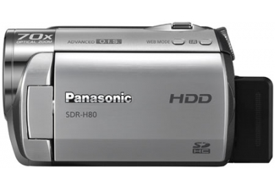 Panasonic - SDR-H80S - Camcorders