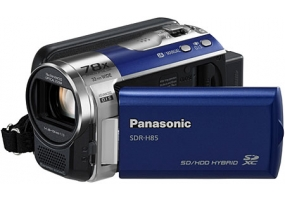 Panasonic - SDR-H85A - Camcorders