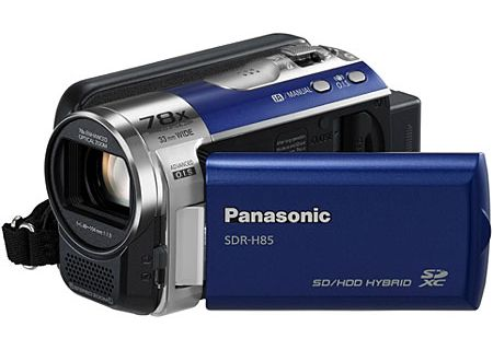 Panasonic - SDR-H85A - Camcorders & Action Cameras
