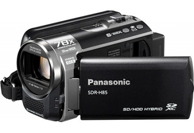 Panasonic - SDR-H85K - Camcorders & Action Cameras