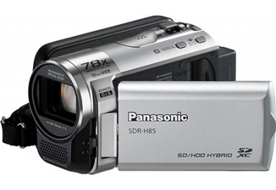 Panasonic - SDR-H85S - Camcorders