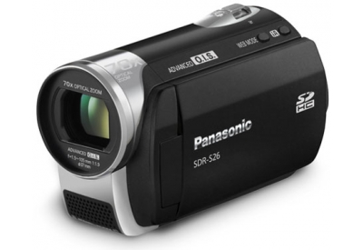 Panasonic - SDR-S26K - Camcorders & Action Cameras