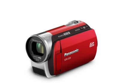 Panasonic - SDR-S26R - Camcorders & Action Cameras