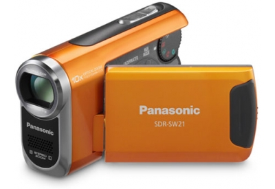 Panasonic - SDR-SW21D - Camcorders