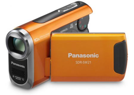 Panasonic - SDR-SW21D - Camcorders & Action Cameras
