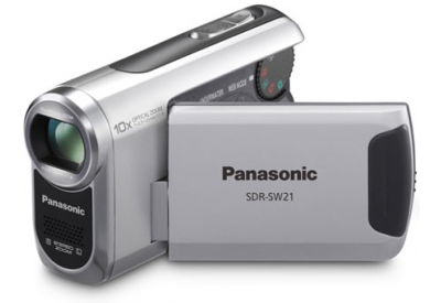 Panasonic - SDR-SW21S - Camcorders & Action Cameras