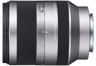 Sony - SEL18200 - Lenses