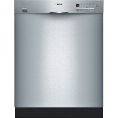bosch 24 she43p15uc evolution 300 series undercounter dishwasher in stainless steel she43p15uc. Black Bedroom Furniture Sets. Home Design Ideas
