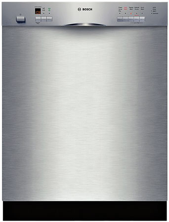Bosch 24 Quot Stainless Steel Evolution 500 Series Built In