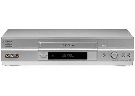 Sony - SLV-N750 - VCRs